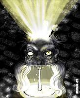 Zombie Lamp by Manu-2005