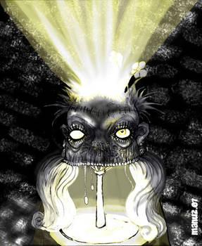 Zombie Lamp