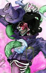 MJ undead by Manu-2005