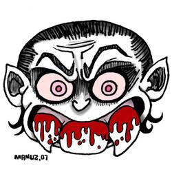 3 teeth - Vampire