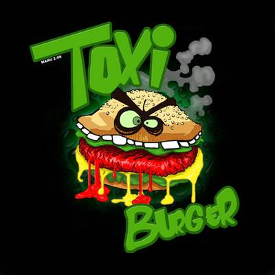 Toxi Burger by Manu-2005