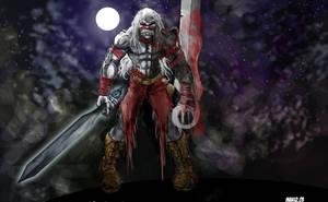 Otto - Undead warrior by Manu-2005
