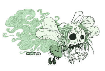 Fee-Tide - 'stinking fairy'