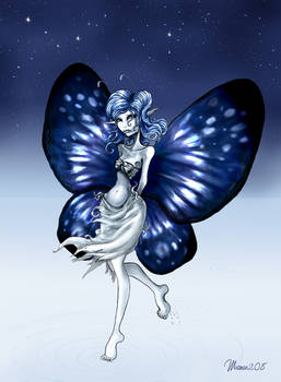 Blue Fairy - Bluf-Fee