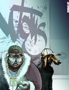 City Dogs 01 - zonards