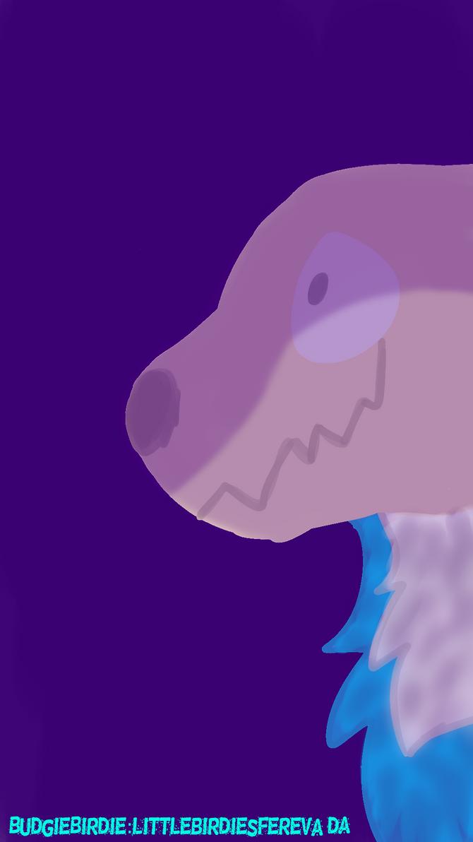 Skeleton Budgie by LittleBirdiesFerEva