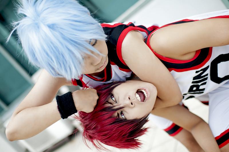 KUROKO NO BASKET: Sweet Revenge by bana2xsan