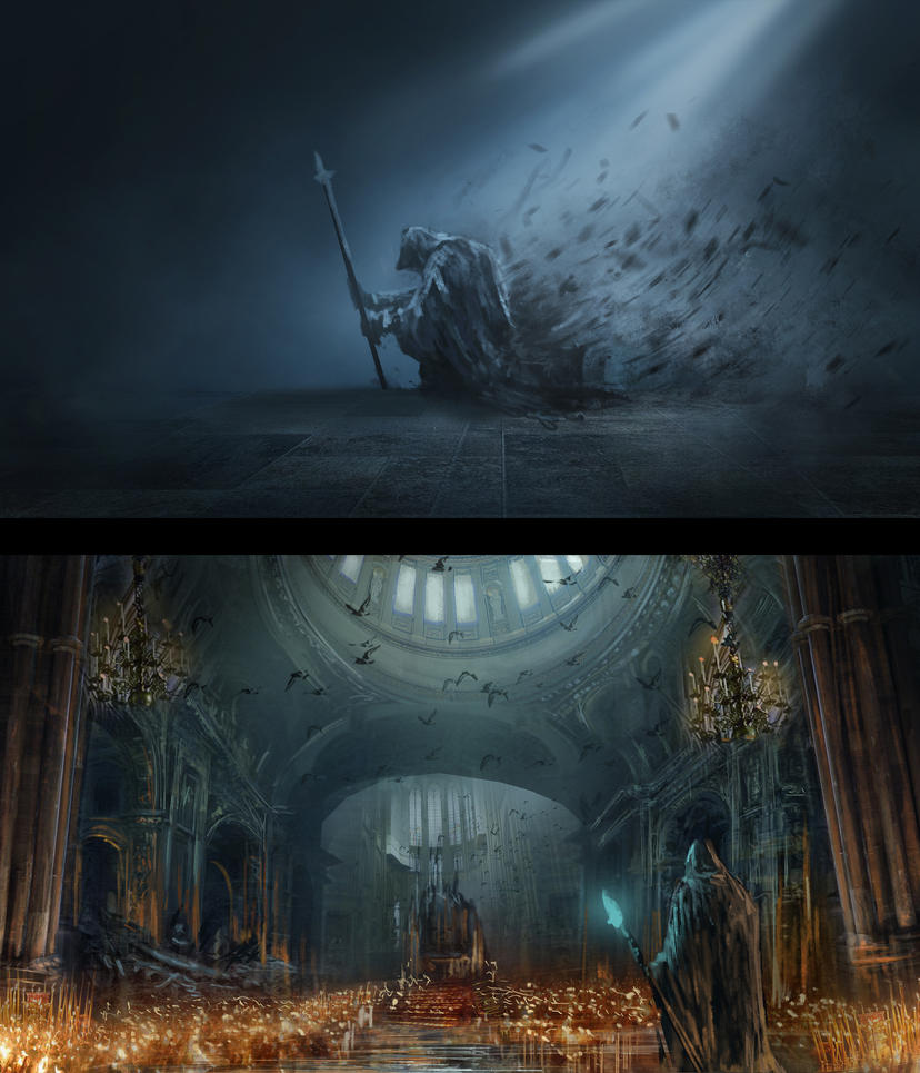 Game Project Concepts by BoldCat