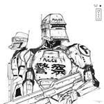 Cyberpunk Sketches #2