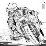 Cyberpunk Sketches #3