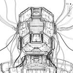 Cyberpunk Sketches #5
