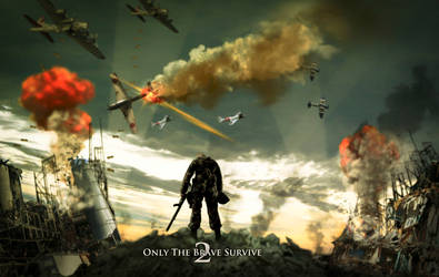 Only The Brave Survive 2