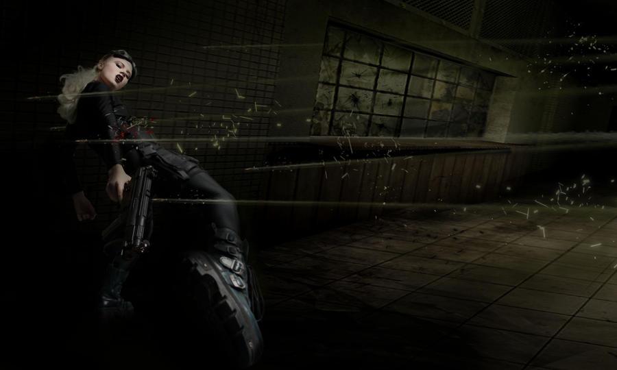 Tomb Raider : My Version