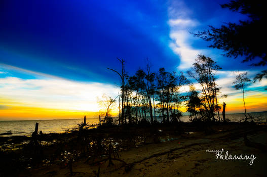 Memories Of Kelanang Beach III