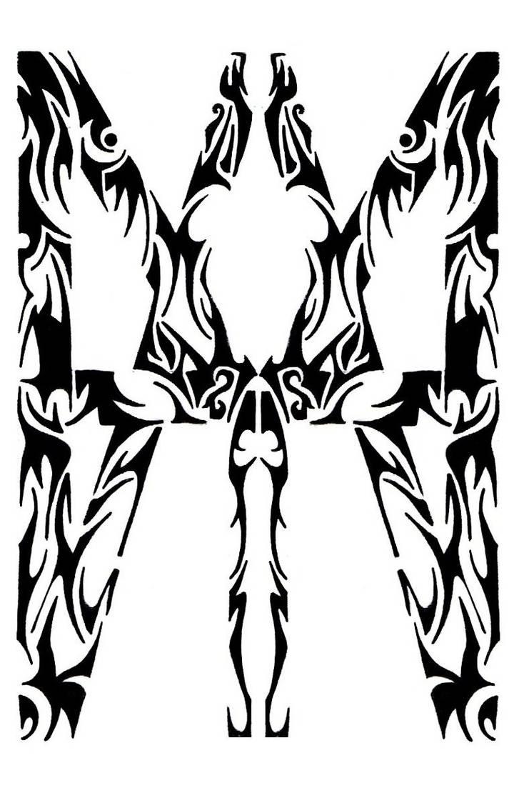 850939af5054a HAMY Tribal Tattoo Desgin by HamysArt on DeviantArt