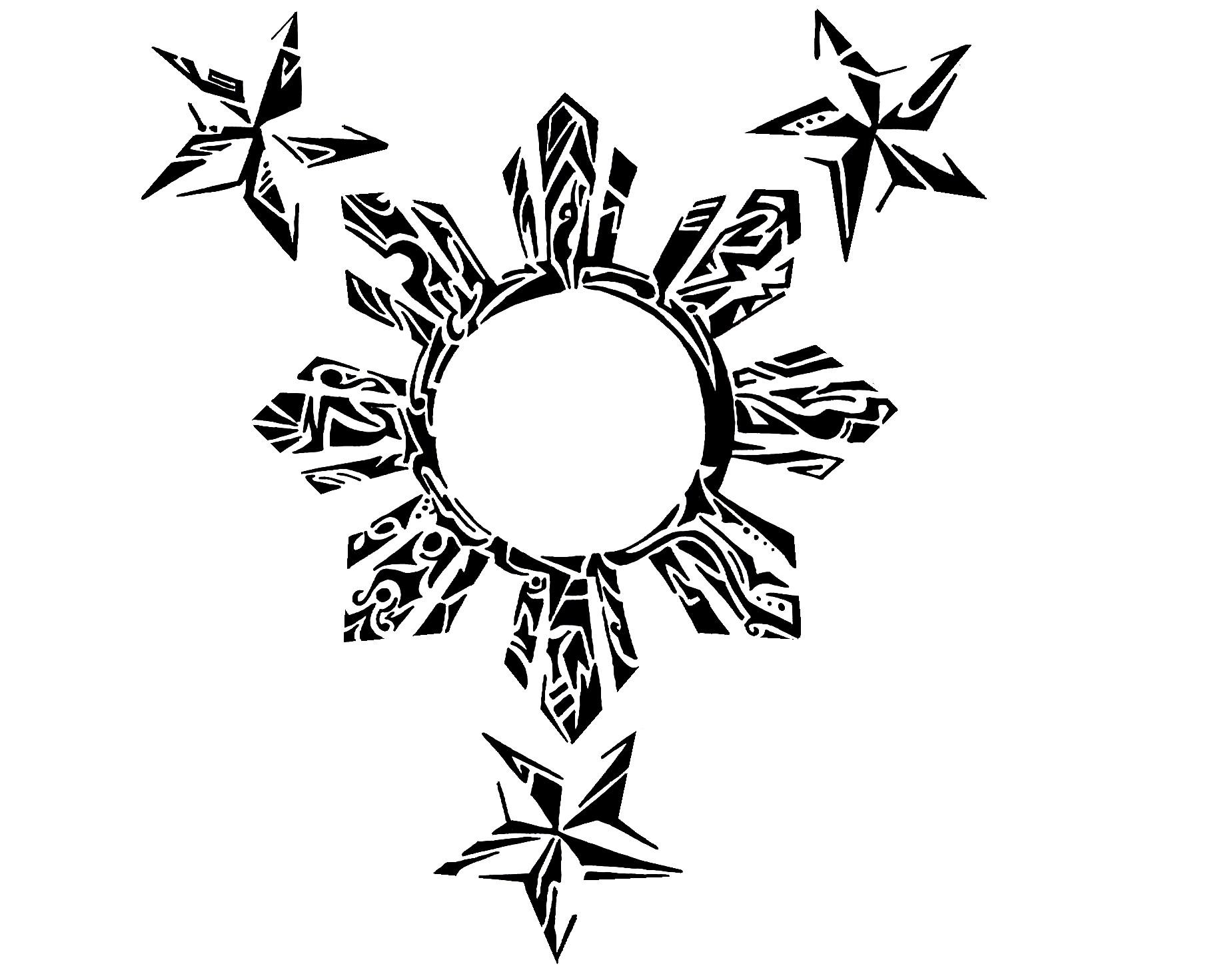 filipino tribal tattoo design by hamysart on deviantart. Black Bedroom Furniture Sets. Home Design Ideas