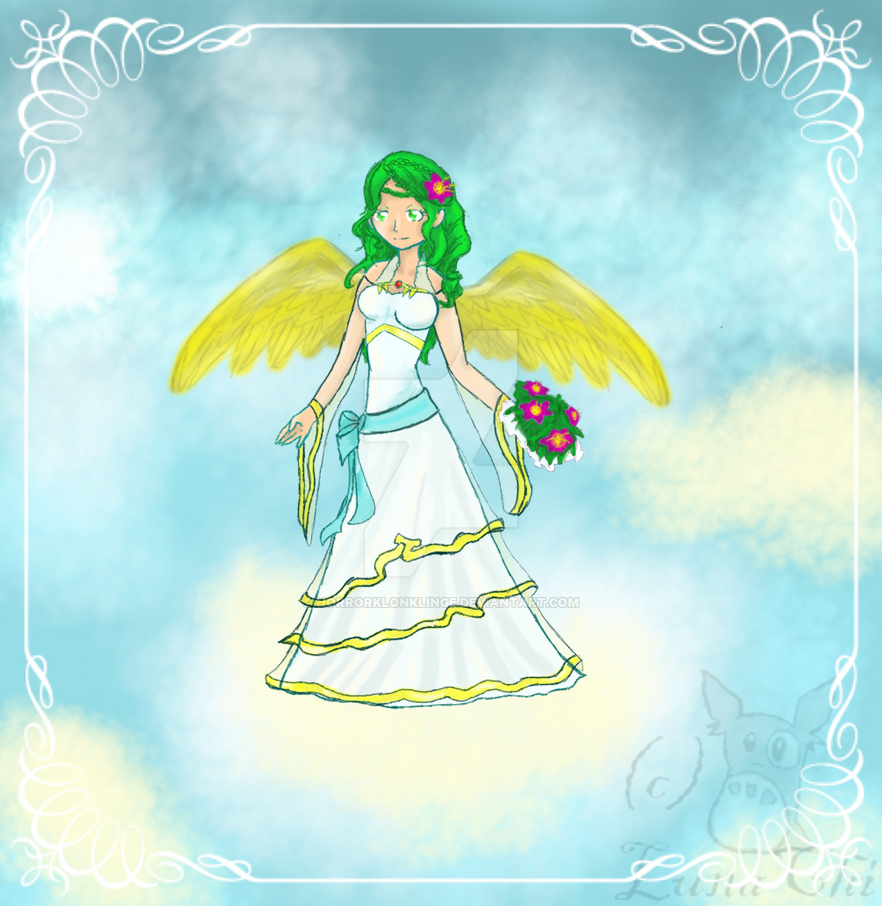 Wedding Dress by HORRORKLONKLINGE on DeviantArt
