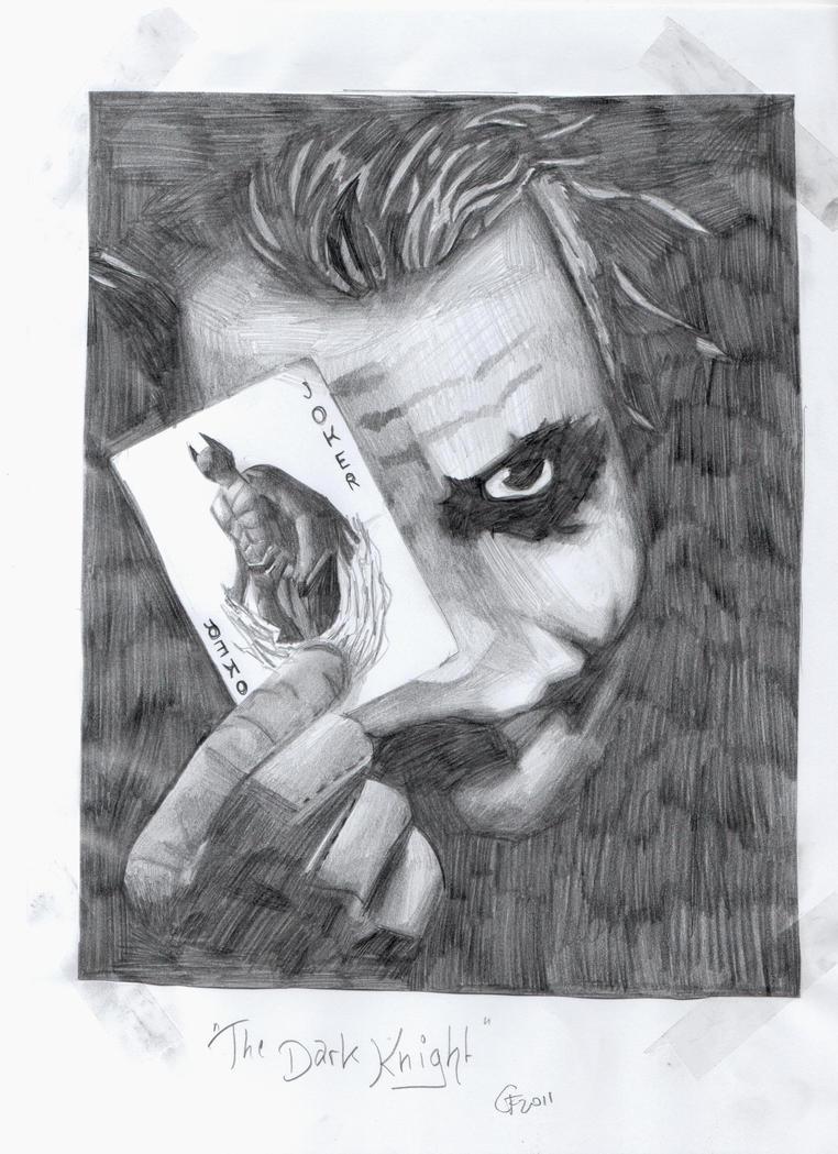 The Joker by MCR-TLK