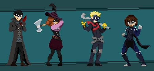 Phantom Thieves