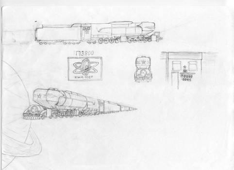 Heliolocomotive P3800-0041