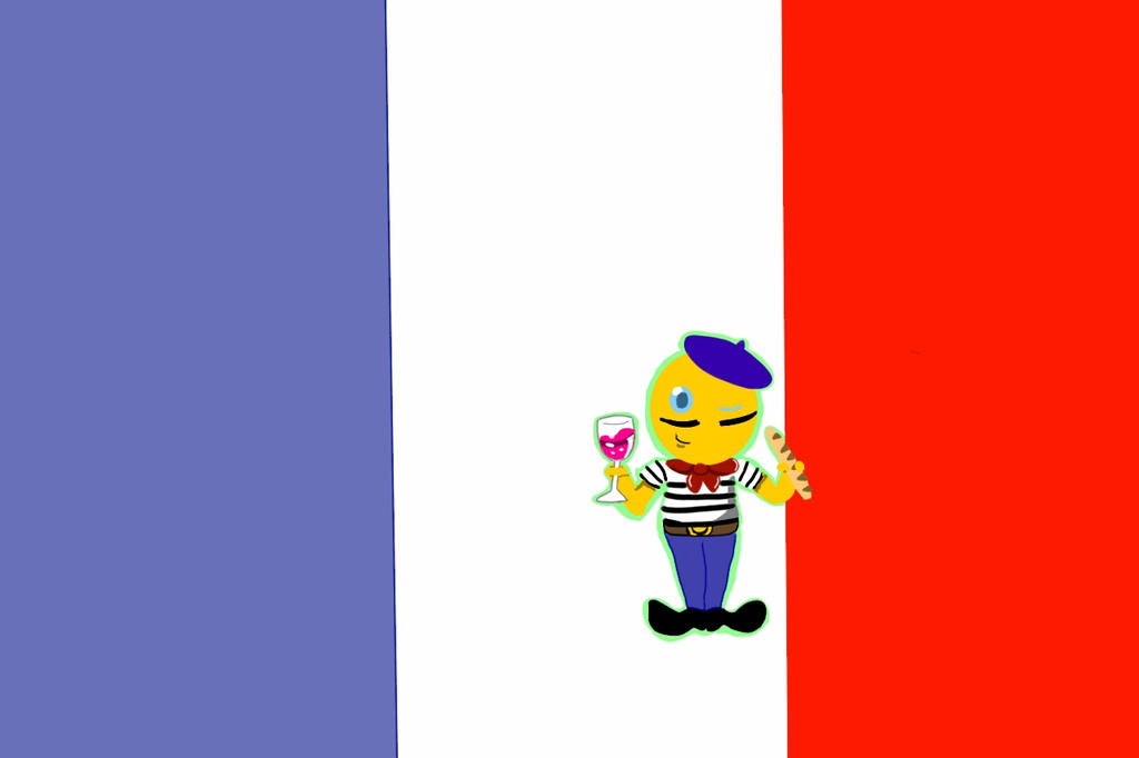 French Tricolor by Mix-Match-Girl23