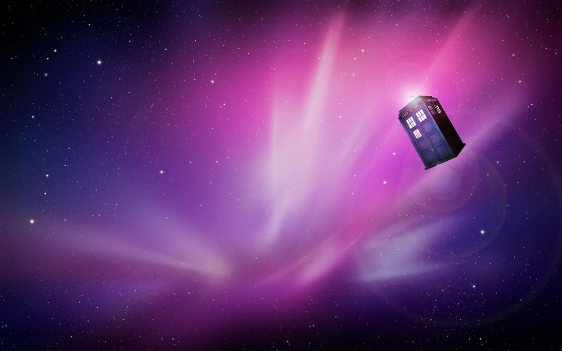 Doctor Who Mac Wallpaper by trebory6