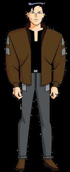 Terry McGinnis (Batman Beyond) by trebory6