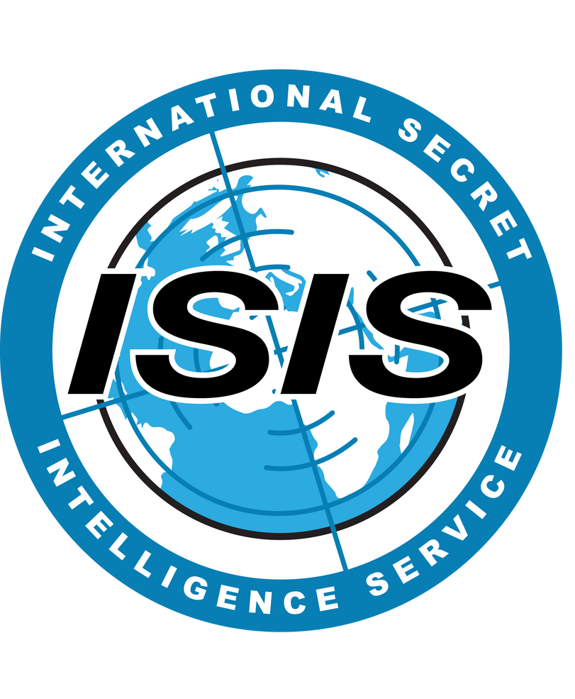 ISIS logo from Archer