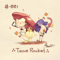 Team Rocket by FL-ZC