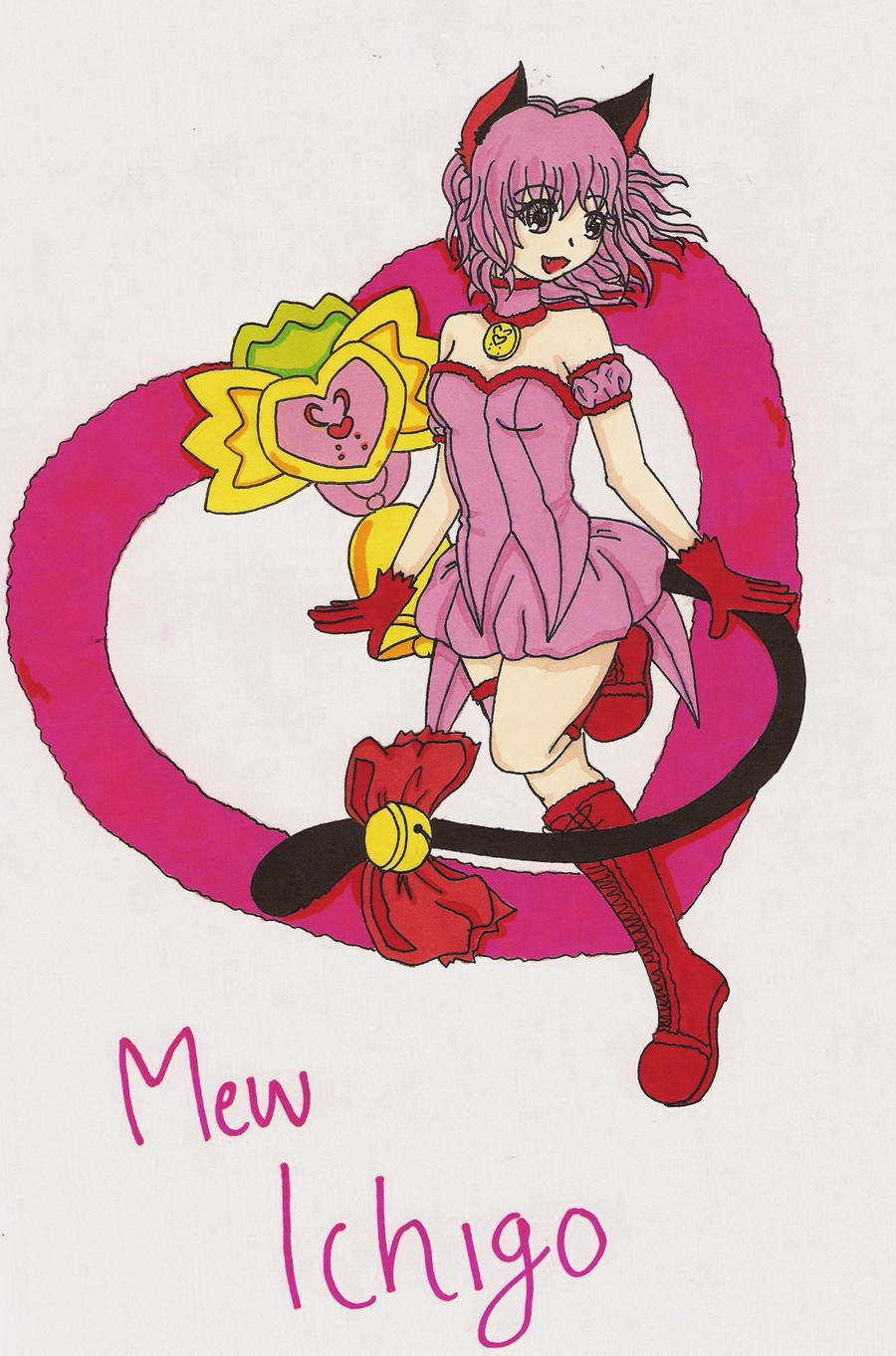 Tokyo Mew Mew by Hihuli on DeviantArt