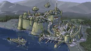 Second Six: City Concept