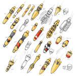 Outsider: Umiak Torpedo Design