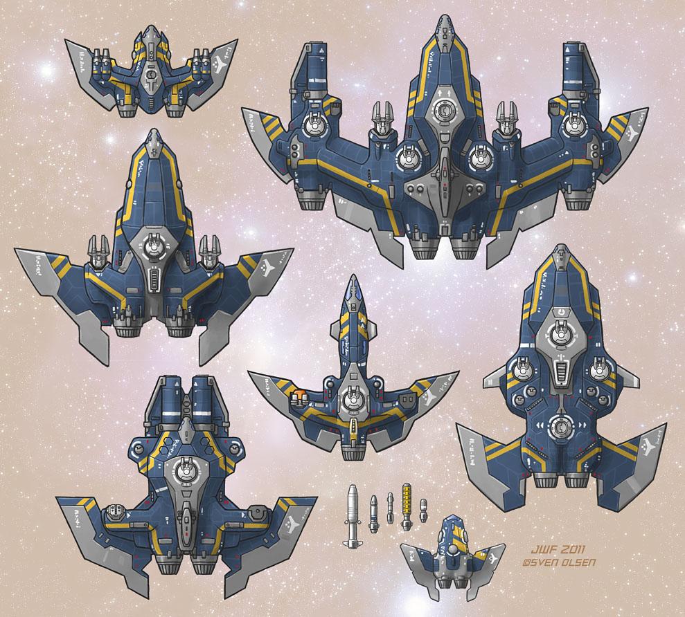 Stars in Shadow: Ashdar Phase I by AriochIV