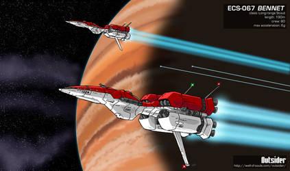 Outsider: Terran Scouts at Jupiter