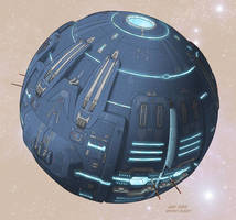 Stars in Shadow: Ashdar Doomstar by AriochIV