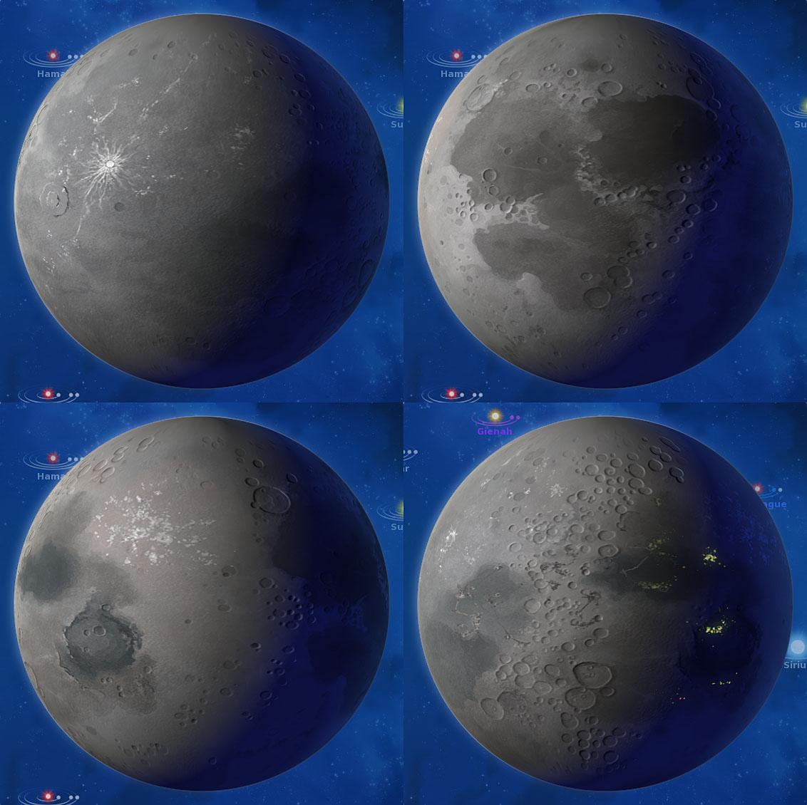 Stars in Shadow: Barren Planet Ingame by AriochIV