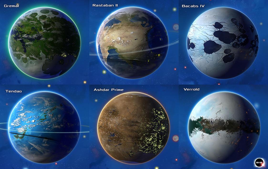 Stars in Shadow: Homeworlds by AriochIV on DeviantArt