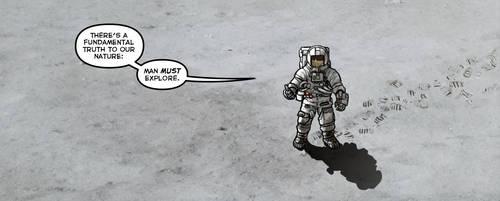 Man Must Explore by AriochIV