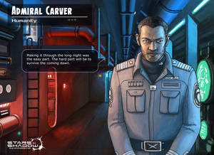 Stars in Shadow: Admiral Carver
