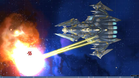 Stars in Shadow: In-game Super-Dreadnought