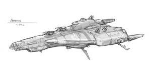 Outsider: Terran Escort 2202