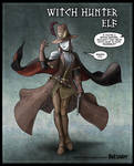 Outsider: Witch Hunter Elf