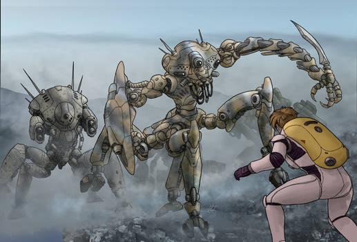 Outsider - Umiak Hardtroops