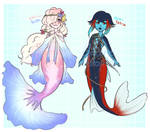 Mermay OTA Adopts [2/2 OPEN] by GaiereiAdopts