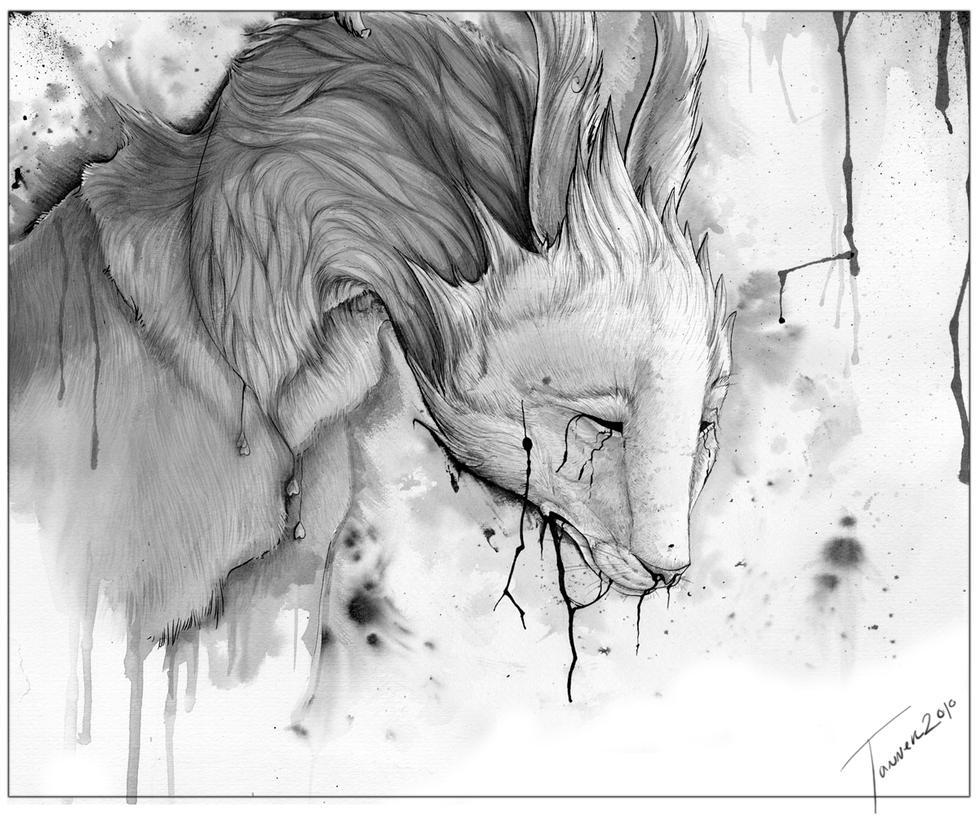 Fallen Angel by Hiyum