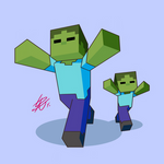 April Mobs' Month! - Day 2 Zombie