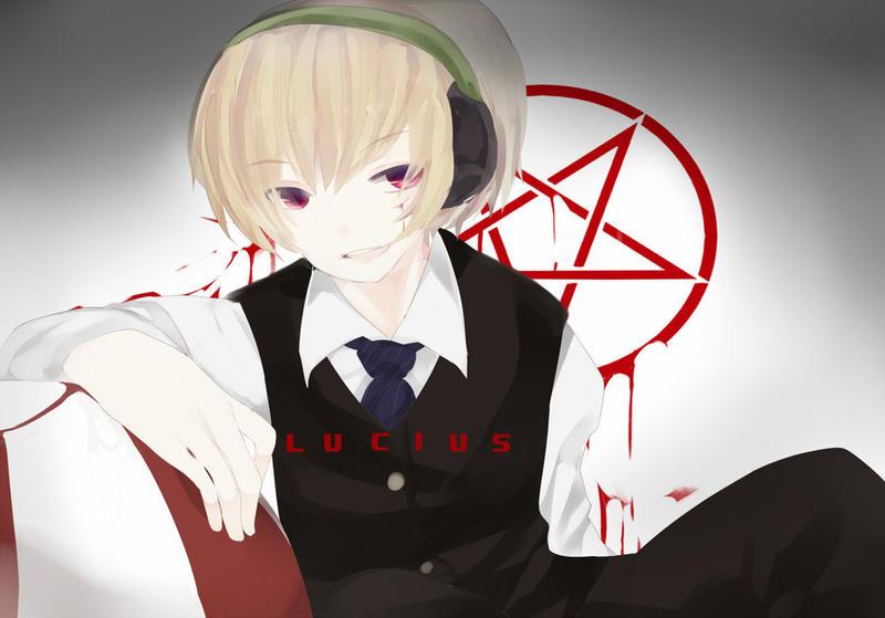 Pewdiepie Lucius by drag0nia