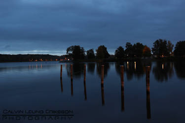 Morning Reflection by cleriksson
