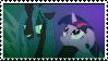 Chrysparkle Stamp by VelocityOfTheNight