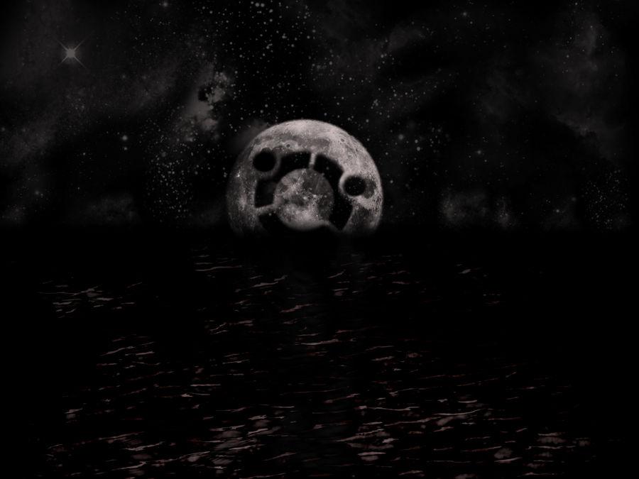 Ubuntu moon